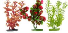 Искусственные растения пластиковые